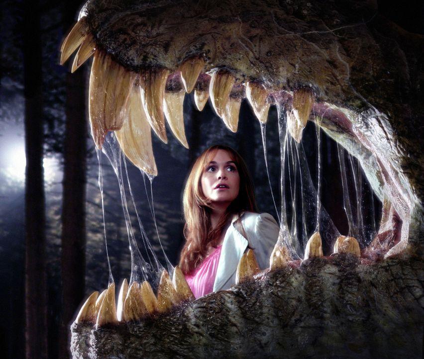 Die Rückkehr der Urzeitmonster: Claudia (Lucy Brown) ... - Bildquelle: ITV Plc