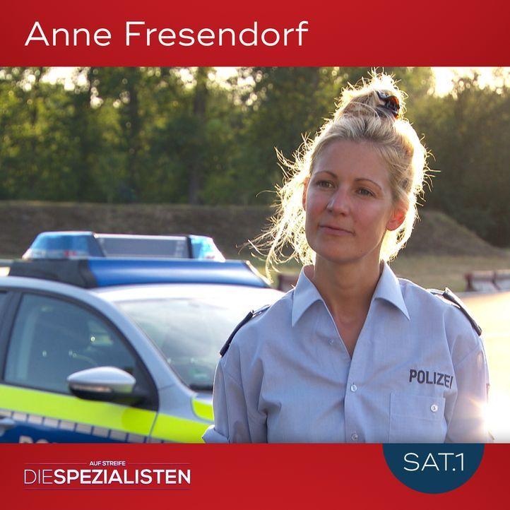 Anne Fresendorf - Bildquelle: SAT.1