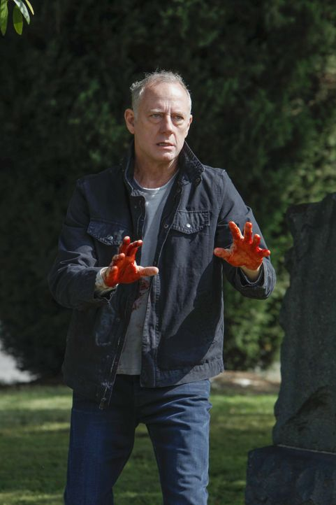 Hat das Spiel gegen Patrick Jane verloren: Sheriff Thomas McAllister (Xander Berkeley) ... - Bildquelle: Warner Bros. Television