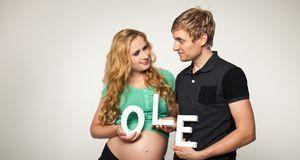 Kurze Jungennamen wie Ole passen am besten zu etwas längeren Nachnamen.