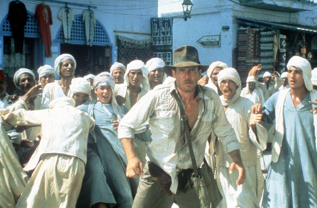 Indiana Jones - Jäger des verlorenen Schatzes - Bildquelle: Paramount Pictures