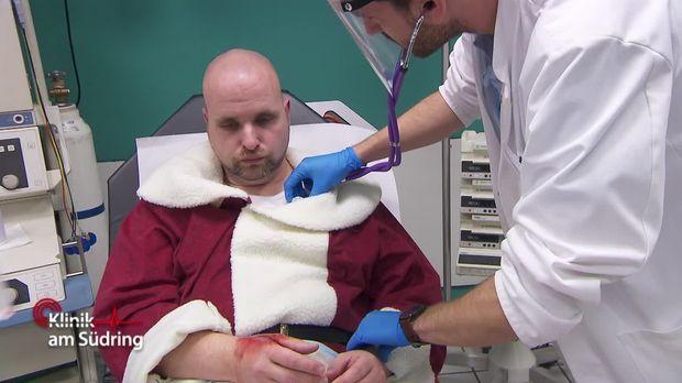 Klinik Am Südring - Klinik Am Südring - Wenn Der Weihnachtsmann Nicht Weiter Kann