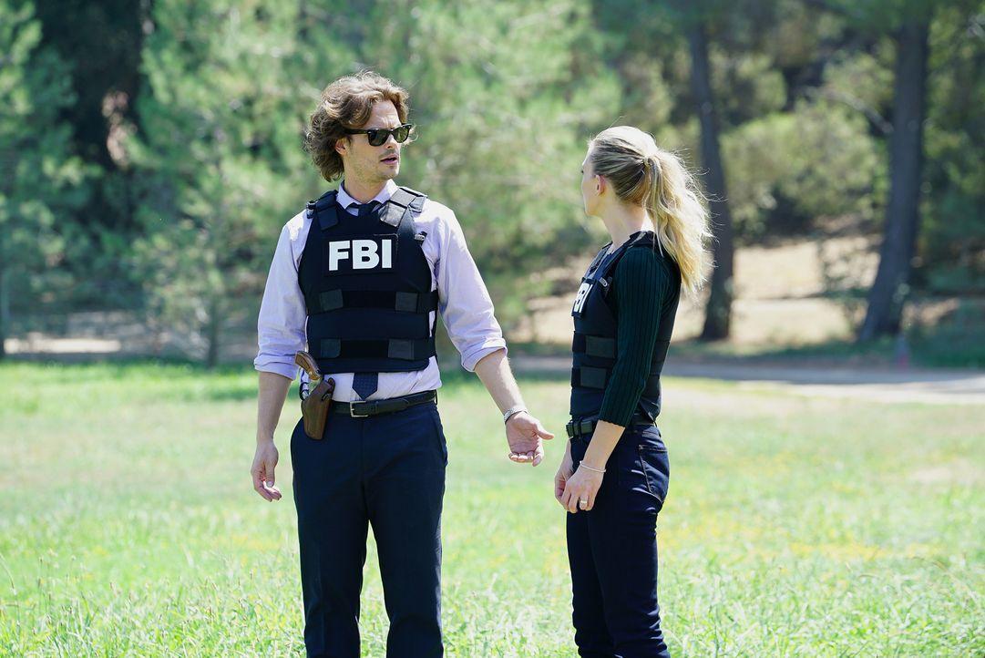 Als die BAU-Agenten herausfinden, dass Lawrence Coleman eine weibliche Partnerin hat, die einen schwarzen Lieferwagen wie der in Paiges Entführungsv... - Bildquelle: ABC Studios