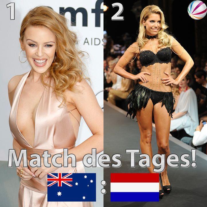 Australien vs. Niederlande