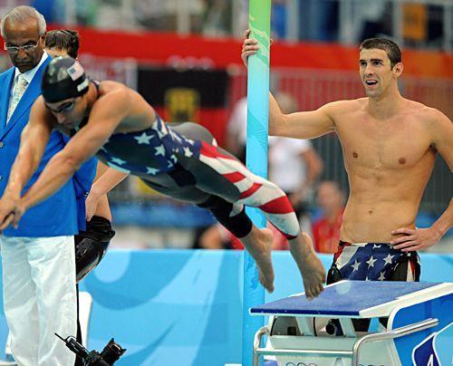 Bildergalerie Michael Phelps | Frühstücksfernsehen | Ratgeber & Magazine - Bildquelle: dpa