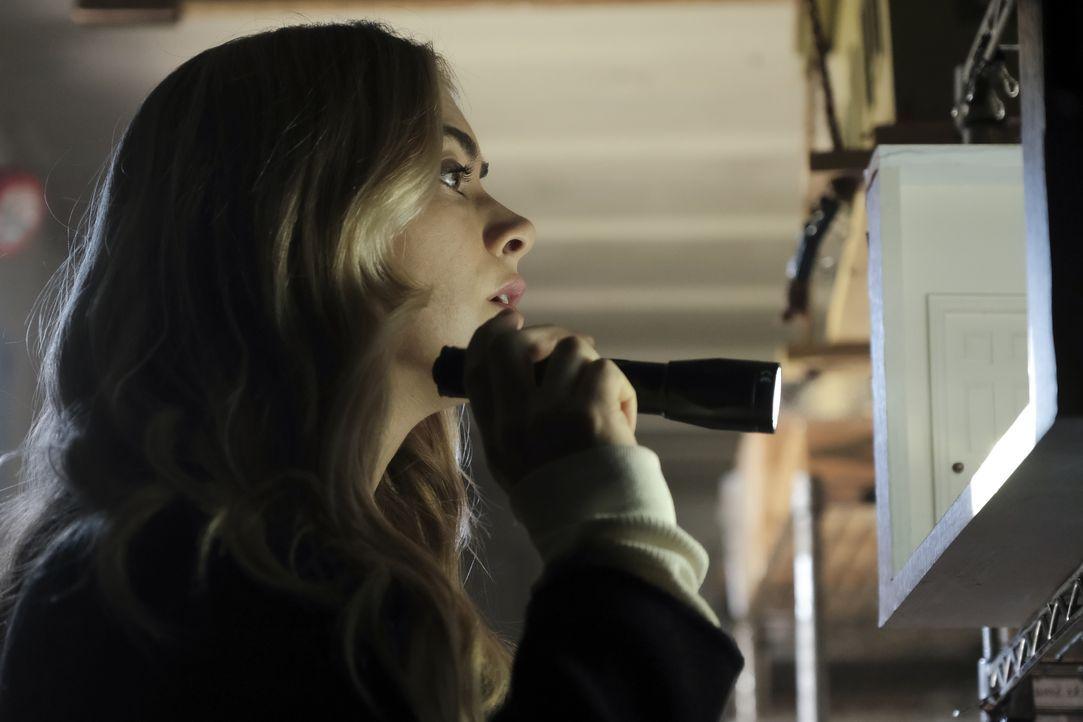 Ellie Bishop (Emily Wickersham) - Bildquelle: Michael Yarish 2019 CBS Broadcasting Inc. All Rights Reserved. / Michael Yarish