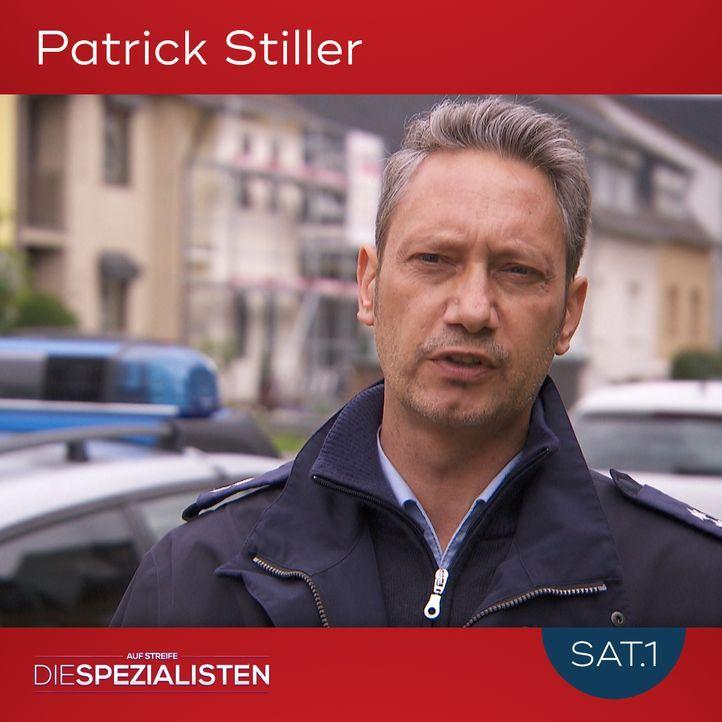 Patrick Stiller - Bildquelle: SAT.1