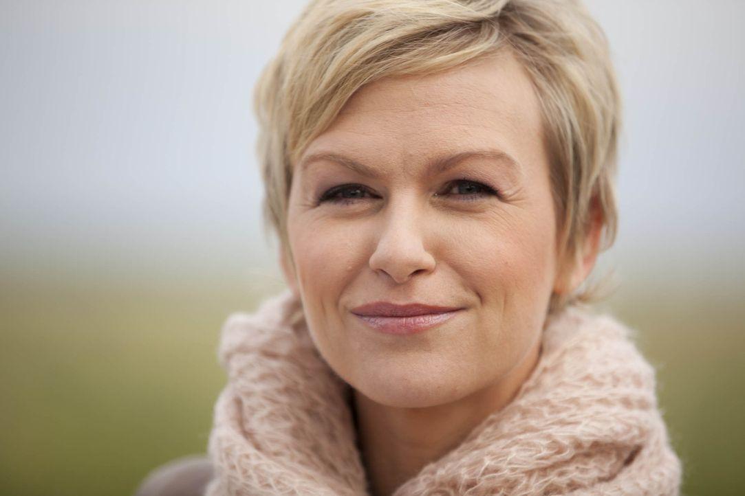"""""""DNA unbekannt - Familiengeheimnissen auf der Spur"""": Karen Heinrichs ... - Bildquelle: SAT.1"""