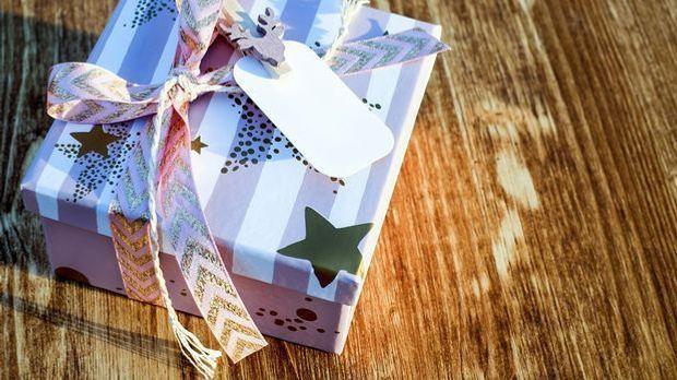 geschenk lieb