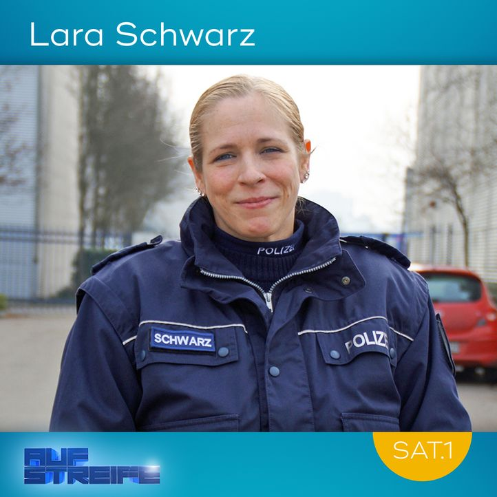 Lara Schwarz - Bildquelle: SAT.1