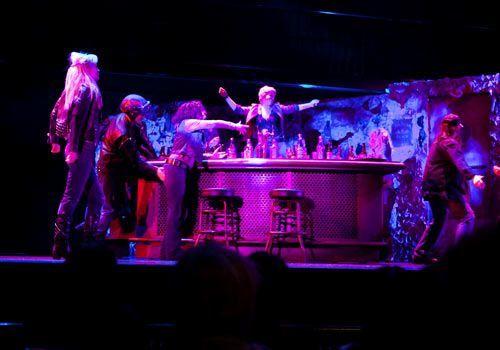 """Die STAG legt einen grandiosen Auftritt mit dem """"Sister-Act""""-Ensemble hin ...  - Bildquelle: David Saretzki - Sat1"""