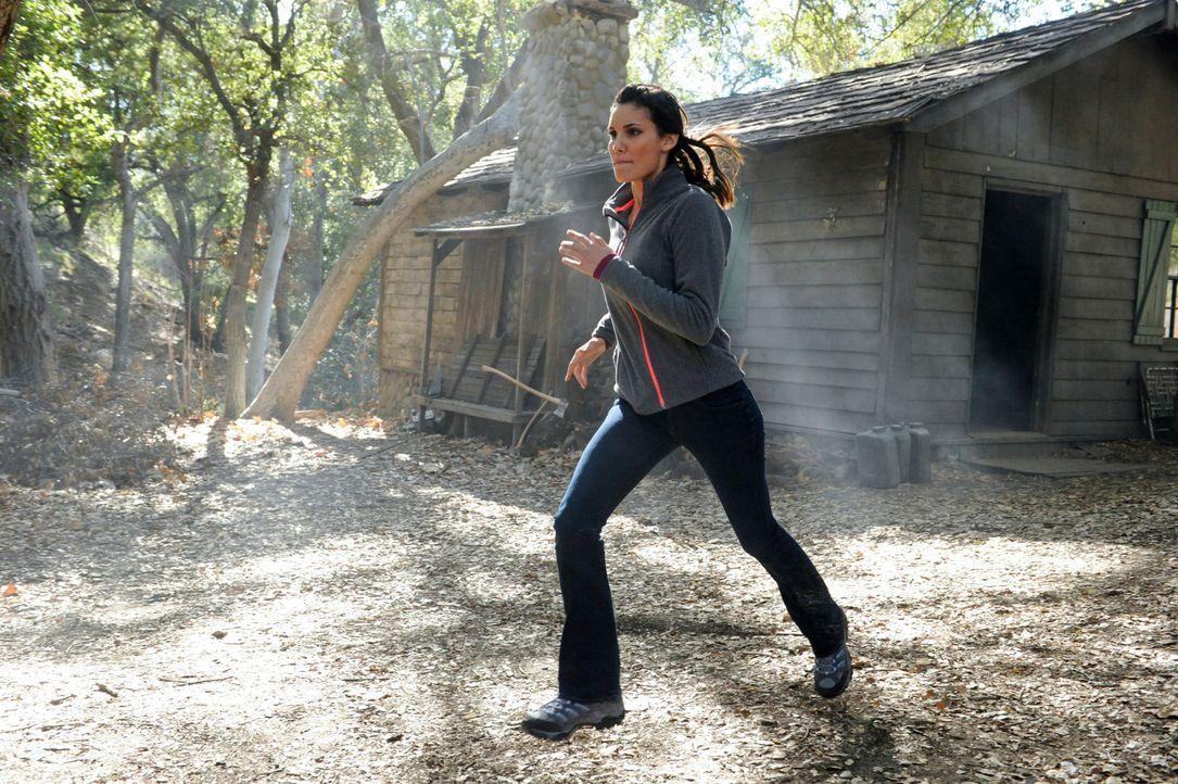 Setzt immer wieder ihr eigenes Leben aufs Spiel: Kensi (Daniela Ruah) ... - Bildquelle: CBS Studios Inc. All Rights Reserved.