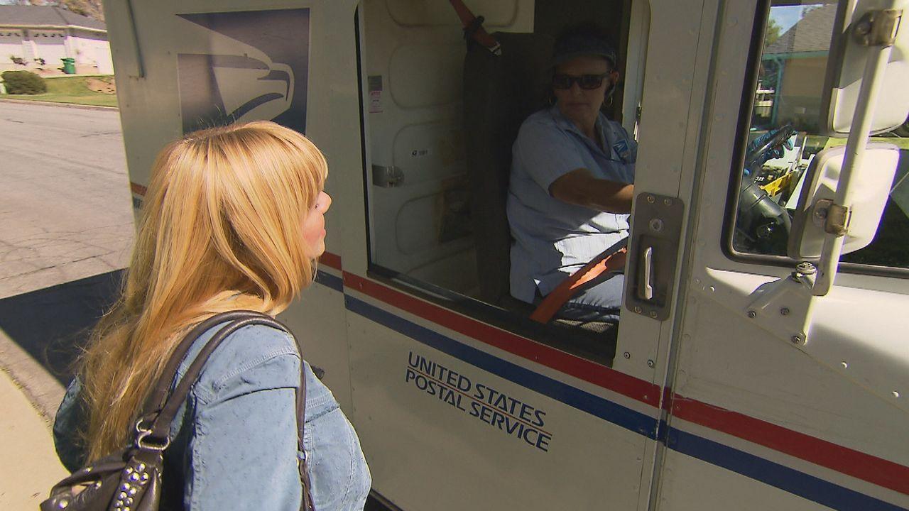 In Moreno Valley, Kalifornien, macht sich Julia Leischik auf die Suche nach Helga. Doch wird sie erfolgreich sein? - Bildquelle: SAT.1