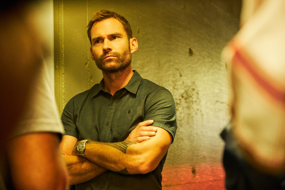 Wesley Cole (Seann William Scott) - Bildquelle: John P. Fleenor 2018 Warner Bros. Entertainment Inc. All Rights Reserved.