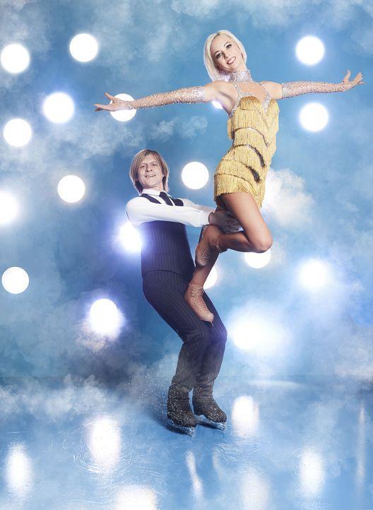 John Kelly mit Tanzpartnerin - Bildquelle: Fotograf: Marc Rehbeck