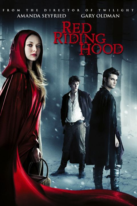 Red Riding Hood - Unter dem Wolfsmond - Artwork - Bildquelle: Warner Bros.