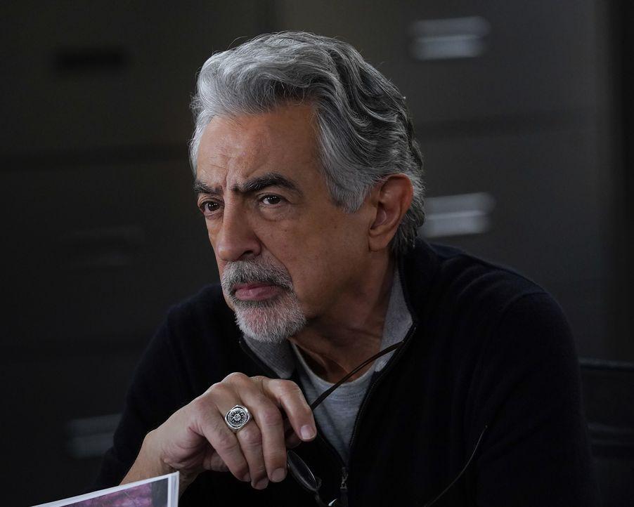David Rossi (Joe Mantegna) - Bildquelle: Cliff Lipson ABC Studios / Cliff Lipson