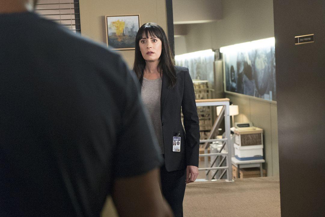 Kann sie helfen, Reid und seiner Mutter zu helfen: Emily Prentiss (Paget Brewster) ... - Bildquelle: Sonja Flemming 2017 ABC Studios. All rights reserved.