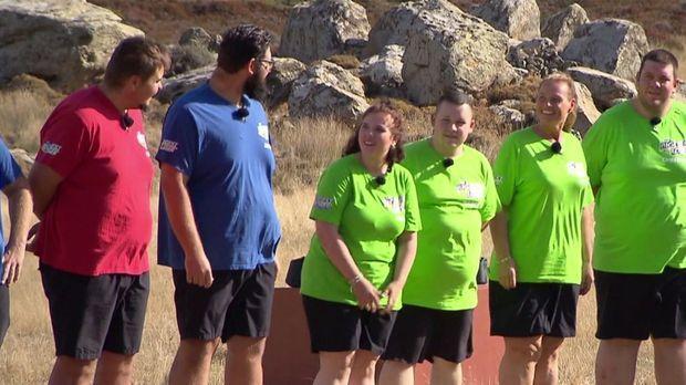 The Biggest Loser - The Biggest Loser - Staffel 11 Folge 10: Das Secret Team Kehrt Zurück Ins Camp!