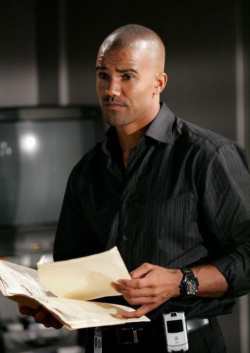 Ein neuer grausamer Fall beschäftigt Morgan (Shemar Moore) und seine Kollegen ... - Bildquelle: Touchstone Television