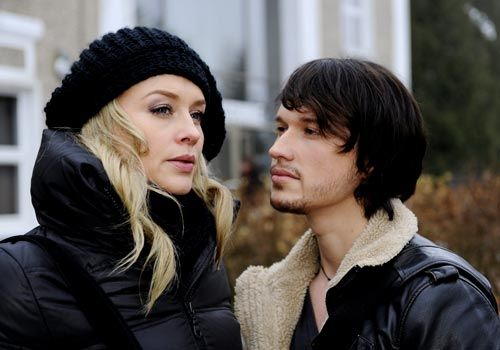 Geraten aneinander: Alexandra und Ben. - Bildquelle: Christoph Assmann - Sat1