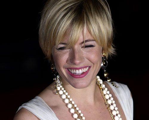 Bildergalerie Sienna Miller   Sat.1 Frühstücksfernsehen - Bildquelle: AFP