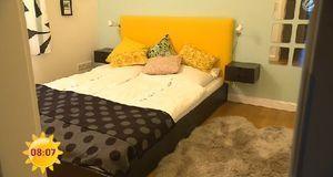 Und so könnte Ihr Bett schon bald aussehen.