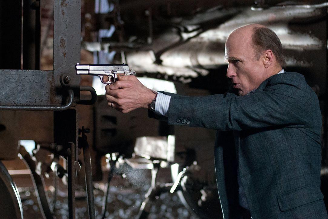 Als sein Freund seinen Sohn erschießt, sinnt Mafiapate Shawn Maguire (Ed Harris) nur noch auf Rache und setzt einen mörderischen Apparat in Gang, de... - Bildquelle: 2013 Warner Bros.