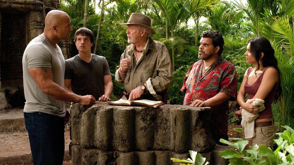 Die Reise zur geheimnisvollen Insel - Bildquelle: Warner Bros.