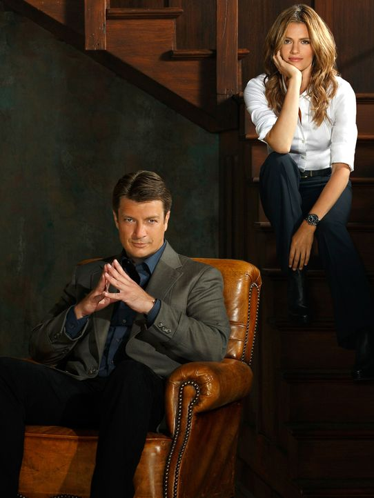 castle-staffel6-allgemein-galerie5-American-Broadcasting-Companies - Bildquelle: American Broadcasting Companies, Inc. All rights reserved