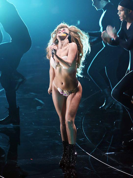 MTV-Music-Video-Awards-Lady-Gaga-130825-3-getty-AFP - Bildquelle: getty-AFP