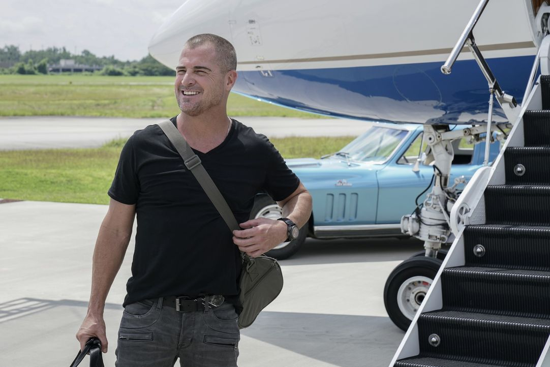 Jack Dalton (George Eads) - Bildquelle: Jace Downs 2018 CBS Broadcasting, Inc. All Rights Reserved.