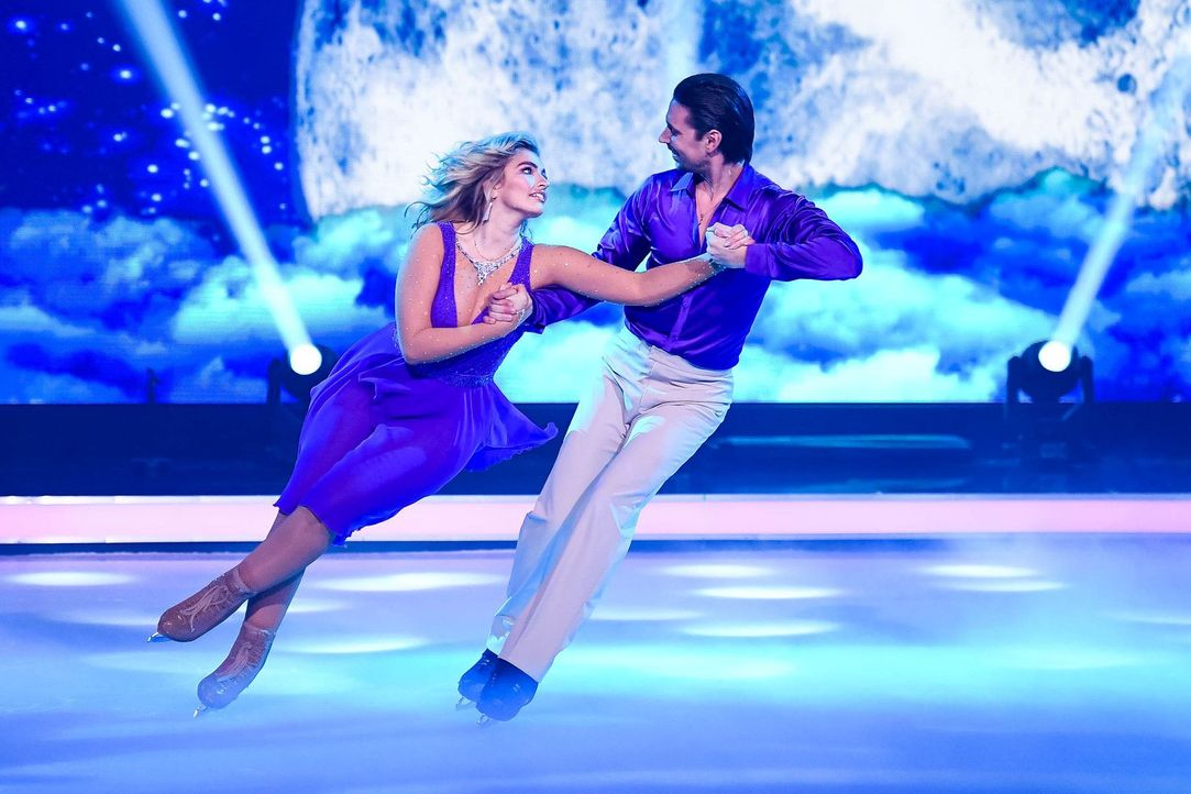 Sarina Nowak: Träume aus tausendundeiner Nacht auf der Eisfläche