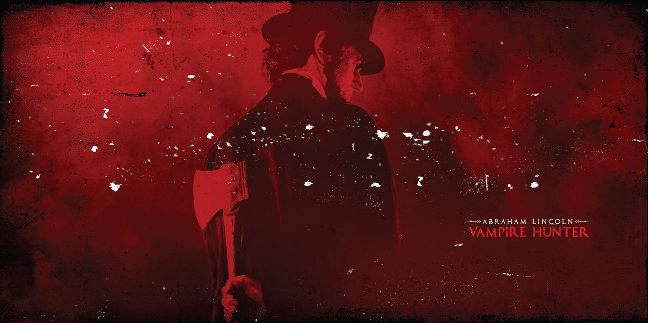 ABRAHAM LINCOLN VAMPIRJÄGER - Artwork - Bildquelle: 2012 Twentieth Century Fox Film Corporation. All rights reserved.
