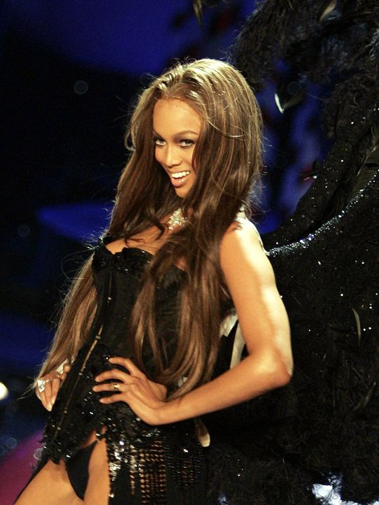 Tyra-Banks-victorias-secret-051109-2-AFP - Bildquelle: AFP