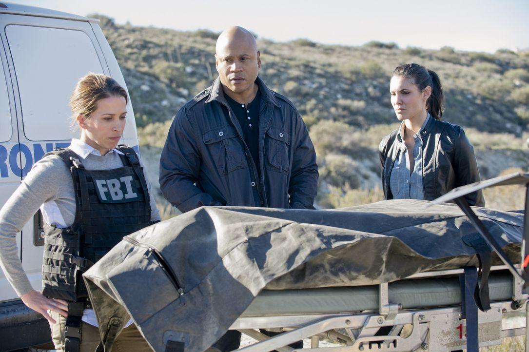 Drei FBI-Agenten sind nach der erfolgreichen Durchführung einer Undercover-Mission ums Leben gekommen. FBI Agent Allison Conway (Christina Cox, l.),... - Bildquelle: CBS Studios Inc. All Rights Reserved.