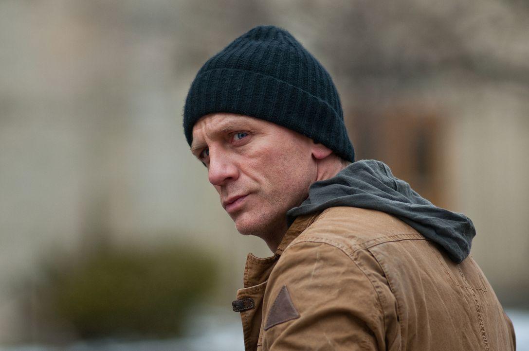 Will (Daniel Craig) muss feststellen, dass sich vor fünf Jahren in seinem neuen Haus fürchterliche Dinge zugetragen haben ... - Bildquelle: 2011 Universal Studios