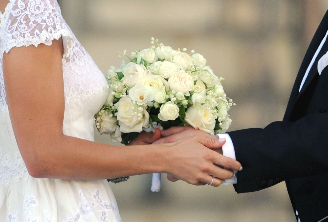 Die Heirat von Prinzessin Madeleine von Schweden und Chris O'Neill - Bildquelle: +++(c) dpa - Bildfunk+++