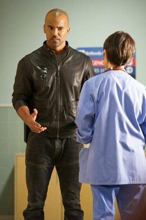 Muss mit einem Schicksalsschlag zurechtkommen: Morgan (Shemar Moore, l.) ... - Bildquelle: Robert Voets ABC Studios