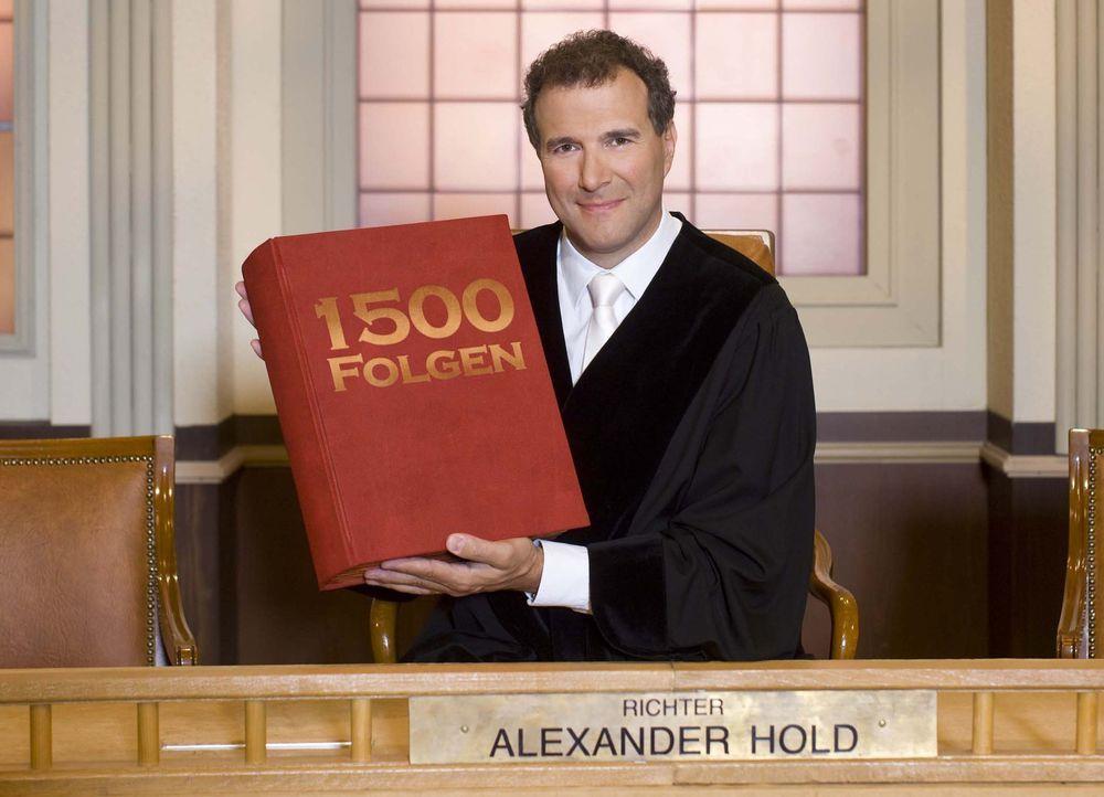 Richter-Alexander-Hold-002 - Bildquelle: SAT.1/Benedikt Müller