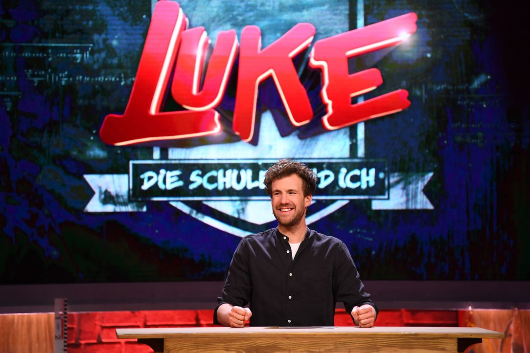 Luke Mockridge - Bildquelle: Willi Weber SAT.1 / Willi Weber