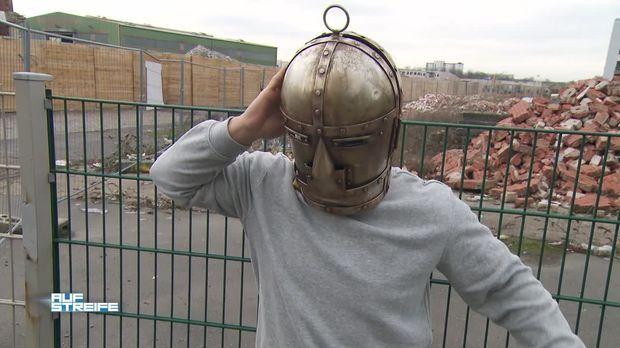 Auf Streife - Auf Streife - Die Eiserne Maske