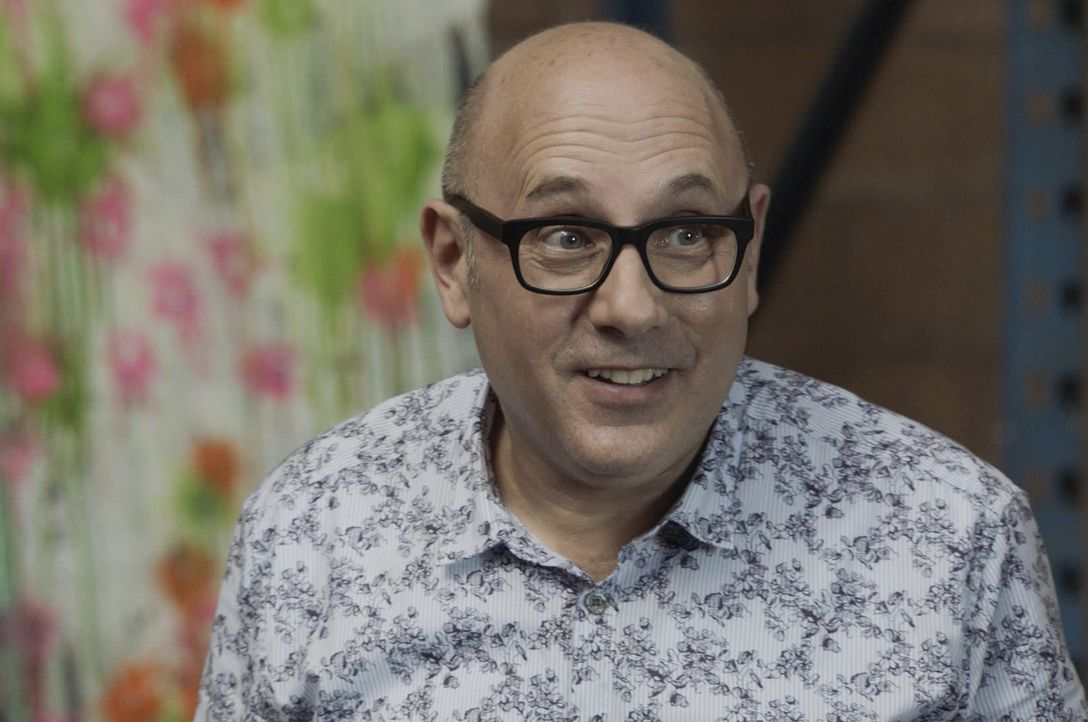 Gerard Hirsch (Willie Garson) - Bildquelle: 2019 CBS Broadcasting, Inc. All Rights Reserved