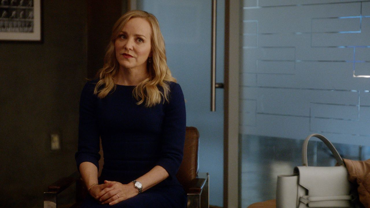 Marissa Morgan (Geneva Carr) - Bildquelle: 2018 CBS Broadcasting, Inc. All Rights Reserved