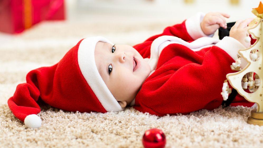 weihnachten mit baby feiern tipps f r eltern sat 1 ratgeber. Black Bedroom Furniture Sets. Home Design Ideas
