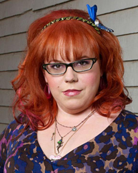 (1. Staffel) - Steht ihren Kollegen als Computer-Spezialistin und FBI-Analystin zur Seite: Penelope Garcia (Kirsten Vangsness) ... - Bildquelle: © ABC Studios