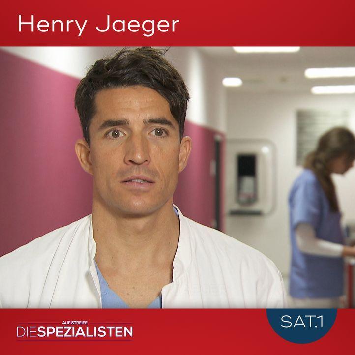 Henry Jaeger - Bildquelle: SAT.1