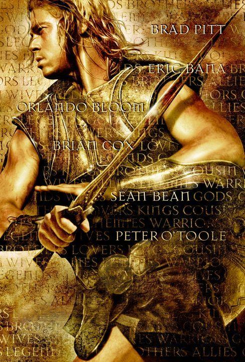 Troja - Plakatmotiv - Bildquelle: Warner Brothers International Television