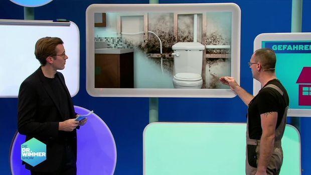 Die Dr. Wimmer Show - Die Dr. Wimmer Show - Gesundheitliche Gefahren Im Eigenen Zuhause