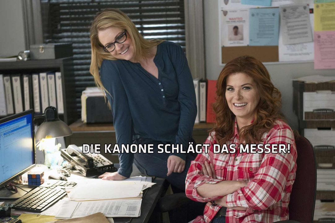 detective-laura-diamond-beste-sprueche-s1e19 - Bildquelle: © Warner Bros. Entertainment, Inc.